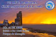 VII RUTA BARÍTIMA CLUB MOTORISTA EL FARO