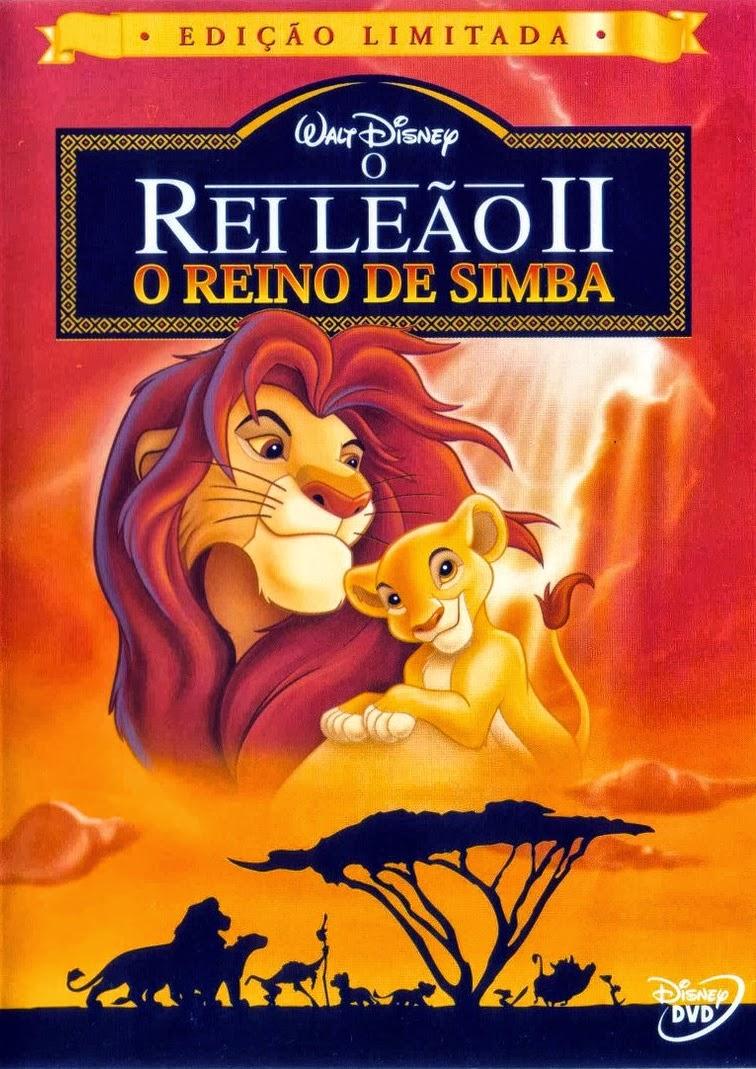 O Rei Leão 2: O Reino de Simba – Dublado (1998)