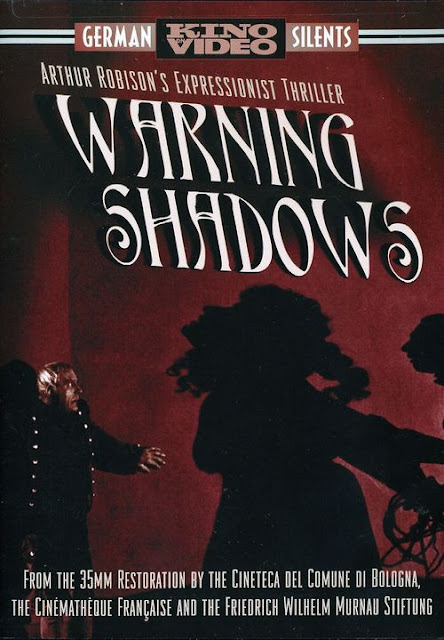 Warning Shadows poster