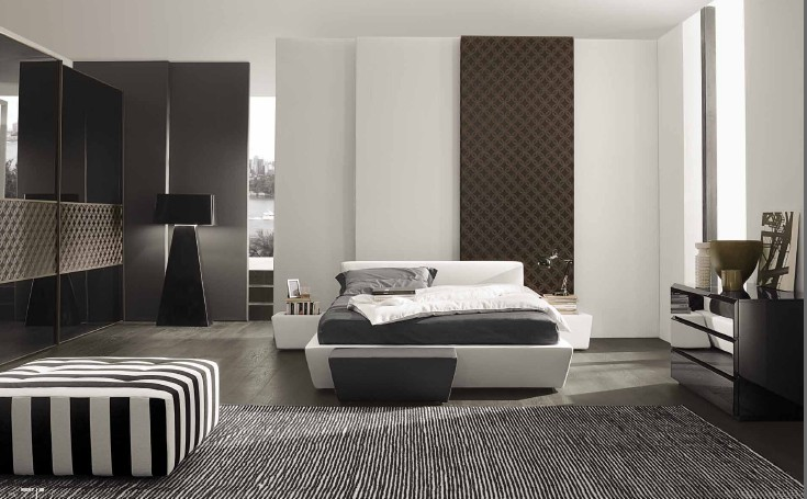 The shopping online chambre a coucher moderne - Chambre simple moderne ...