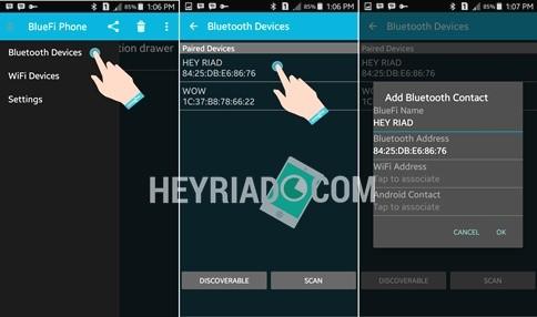 Cara Nelpon Menggunakan Bluetooth di Android