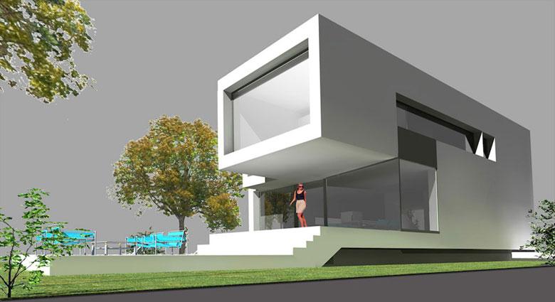 Casas extraordinarias casas modernas for Arquitectura de casas modernas planos