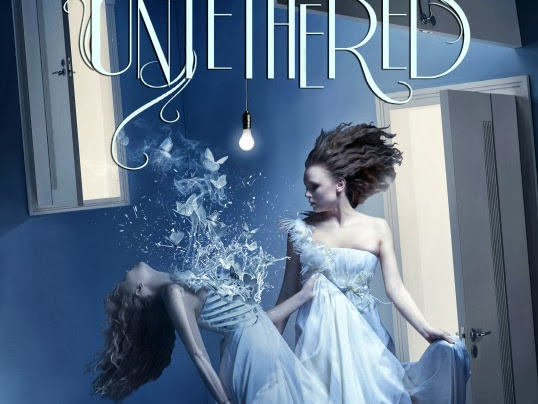Cover Reveal: Untethered by Katie Hayoz