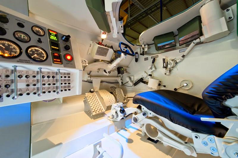 Simulator Leopard 2a4