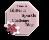 Glitter & Sparkle Winner