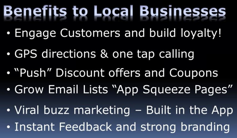 &quot;Harrogate mobile marketing and business apps&quot;