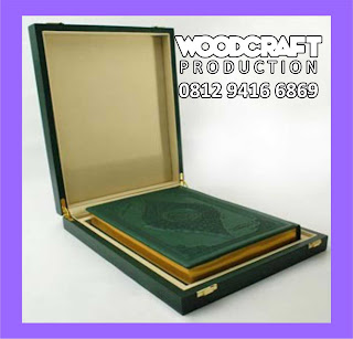 Kotak Quran Engsel