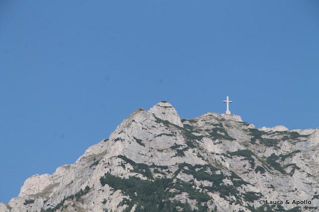 Crucea Eroilor de pe Caraiman