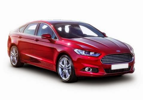New Ford Mondeo Estate Review