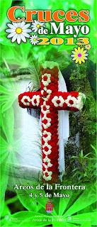 Cruces de Mayo - Arcos de la Frontera 2013