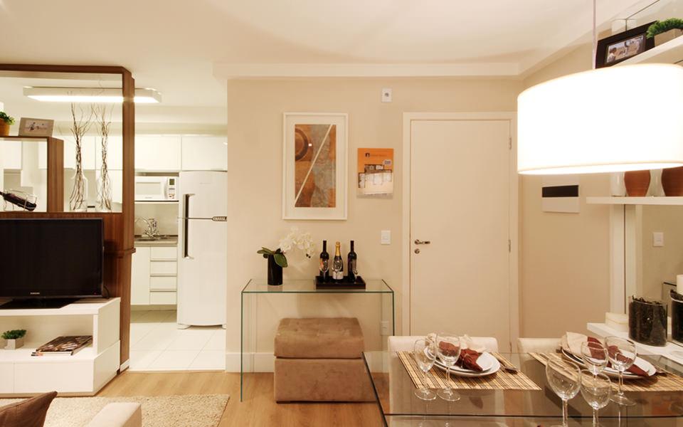Sala Conjugada Com Cozinha - Pinterest