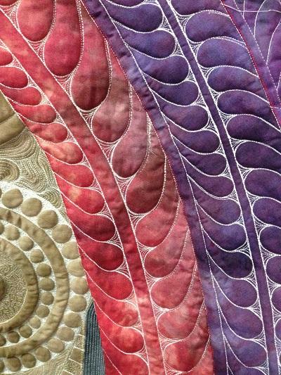 goddess quilt | Leah Day
