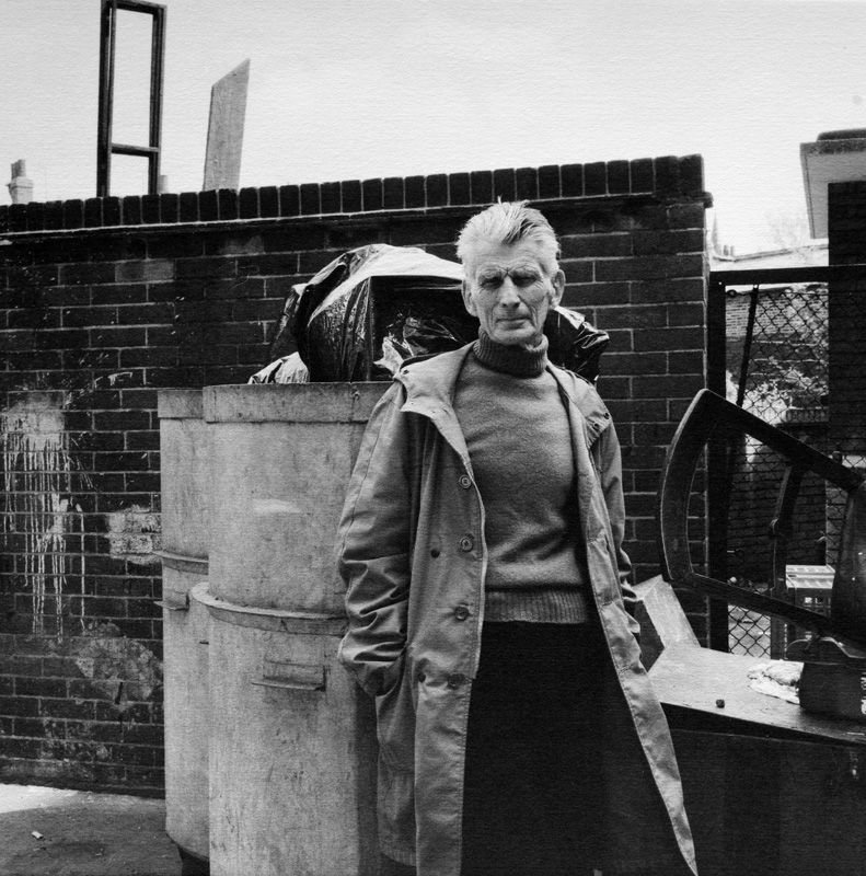 Samuel Beckett style icon