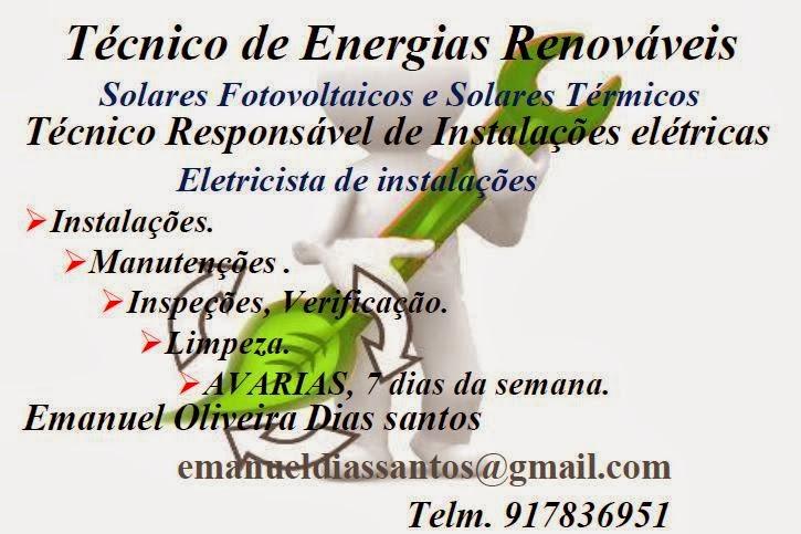 Manutenção e avarias em equipamentos de Energia solar