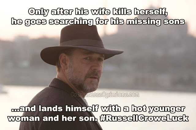 Water Diviner movie meme Russell Crowe