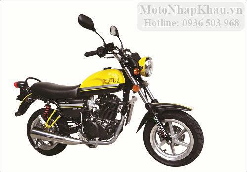 CDR 125 - Moto phân khối nhỏ giá rẻ