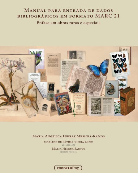 Manual Para Entrada de Dados Bibliográficos em Fofmato MARC 21