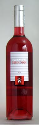 ボデガス・イヌリエータ メディオディア ロサド 2012