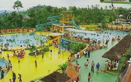 Taman Wisata Lembah Hijau Bandar Lampung