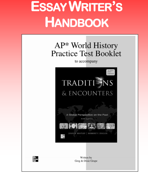 released ap world history exam essays Ap world history syllabus practice in writing analytical and interpretive essays 5 preparing for the ap world history exam student.