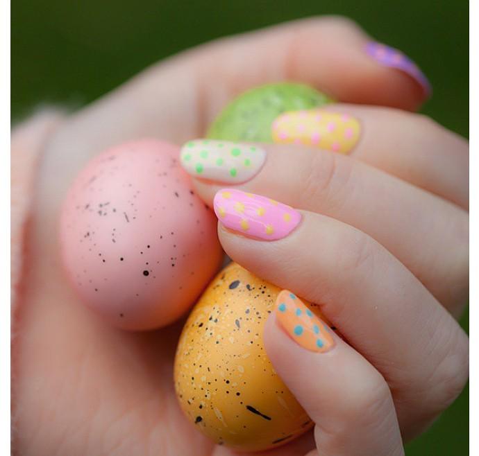 nails nail 8 Desenhos de unhas Inspirados na Primavera