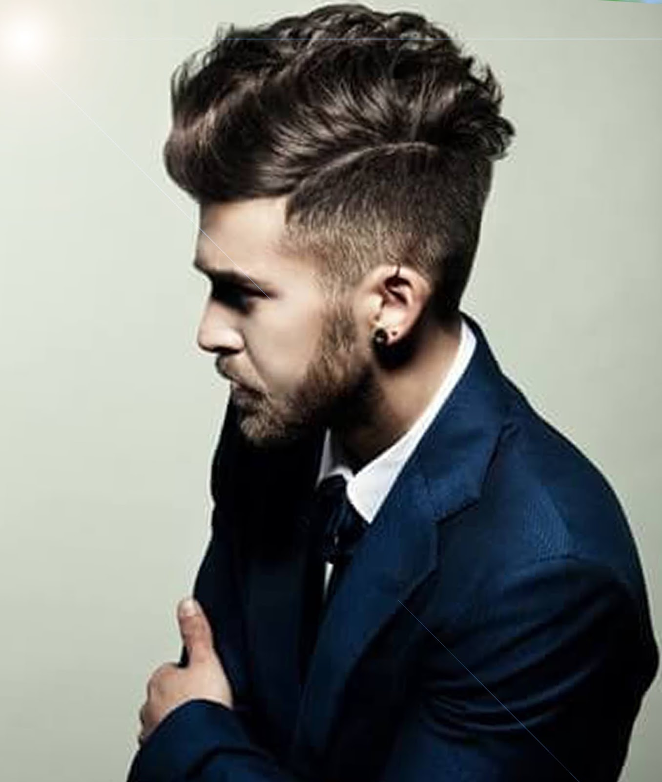 Top 5 Undercut Hairstyles For Men Hairstyles Spot