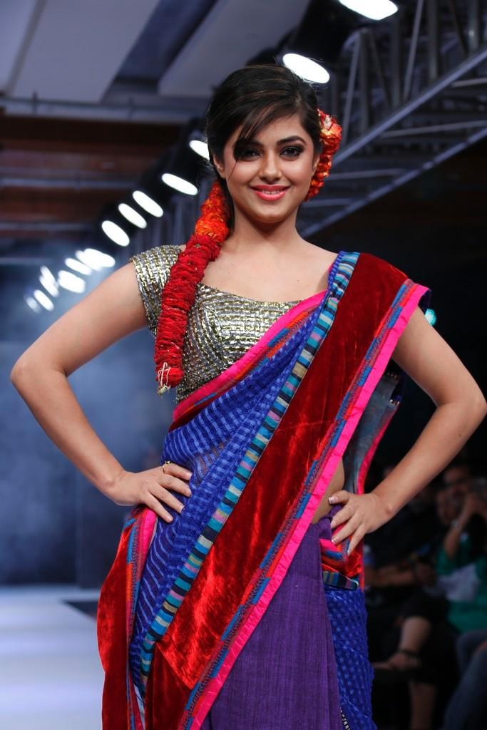 Meera Chopra ramp walk photos