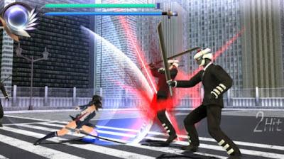 Mitsurugi Kamui Hikae Gameplay Fighting