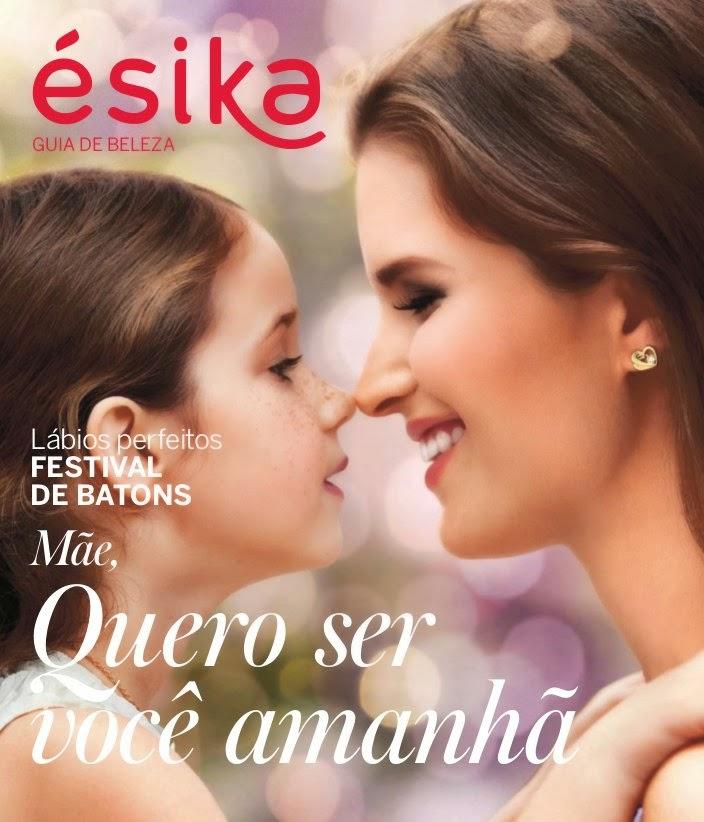 Revista Ésika Abril 2015