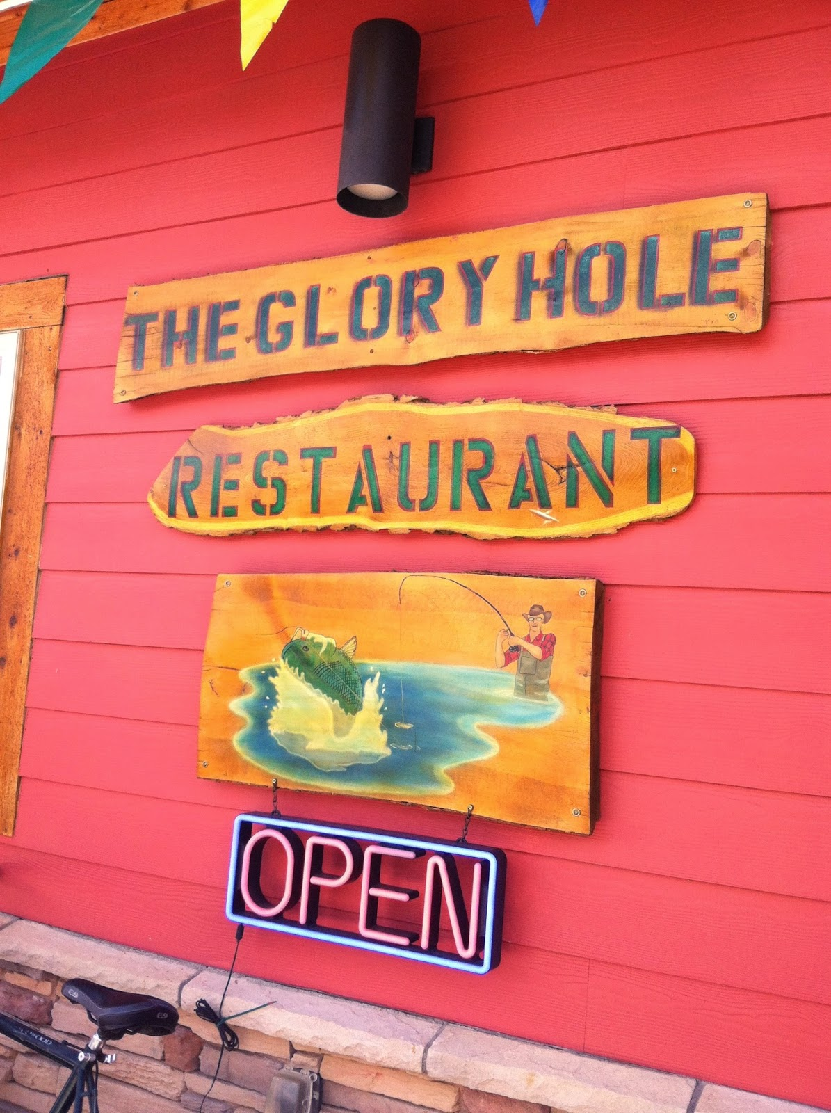 Valuable Glory hole colorao