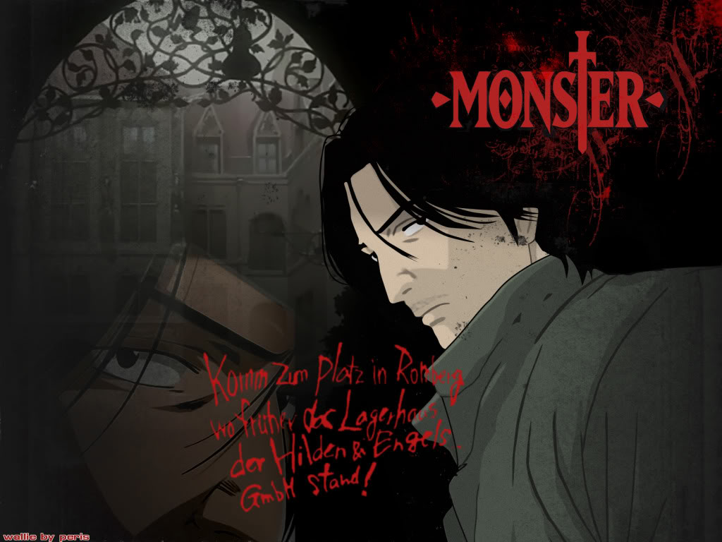 Los Animes que debes ver antes de morir. AnimePaperwallpapers_Monster_peris_