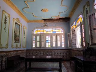 Santiago de Cuba inside Casa del Caribe