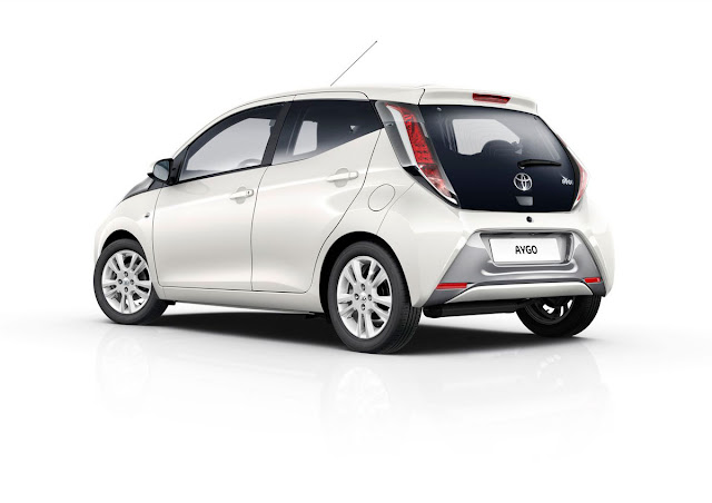 Toyota Aygo X-Pure Special Edition