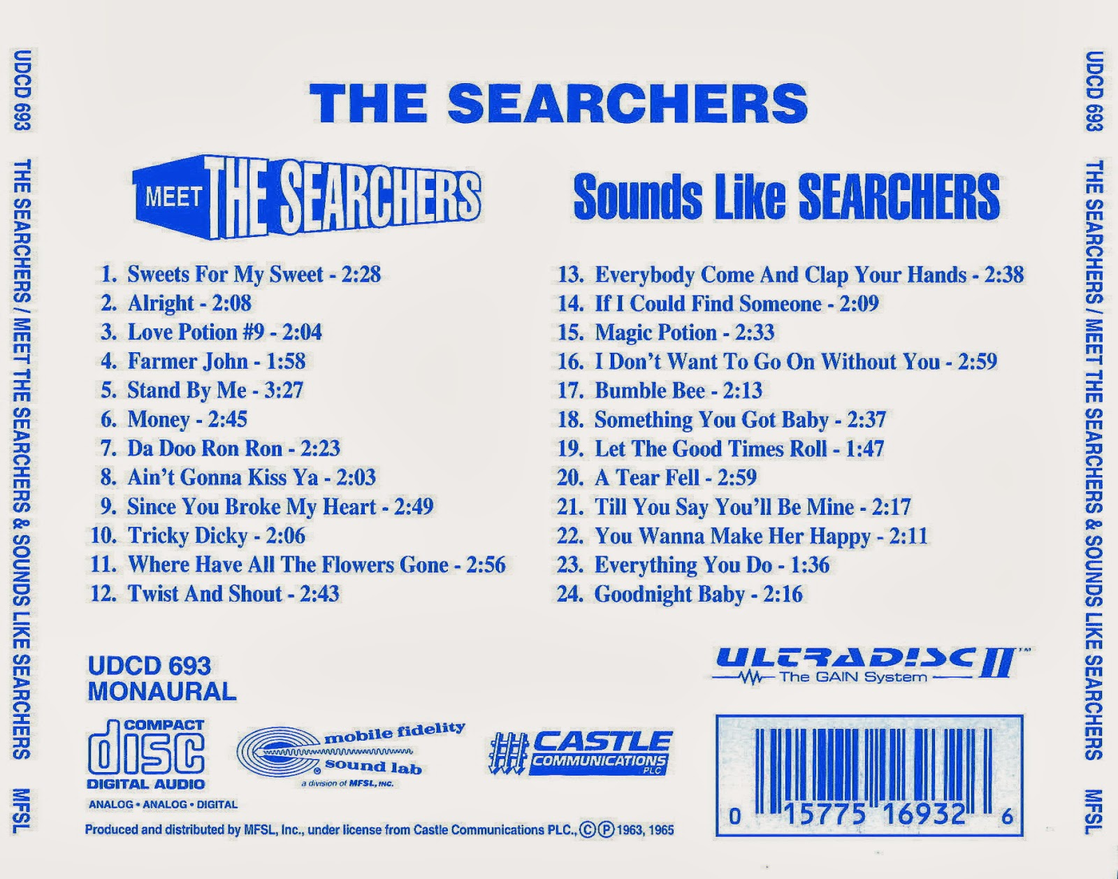 The Searchers Meet The Searchers
