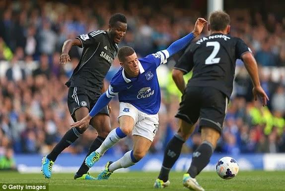 موعد مباراة تشيلسى وايفرتون والقنوات الناقلة اليوم 22/2/2014 فى الدورى الانجليزى Chelsea v Everton 2