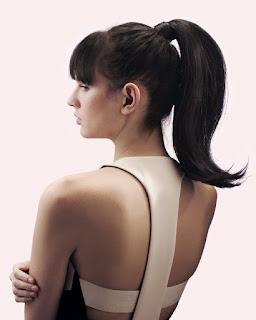 Model Rambut Wanita Ekor Kuda Ponytail