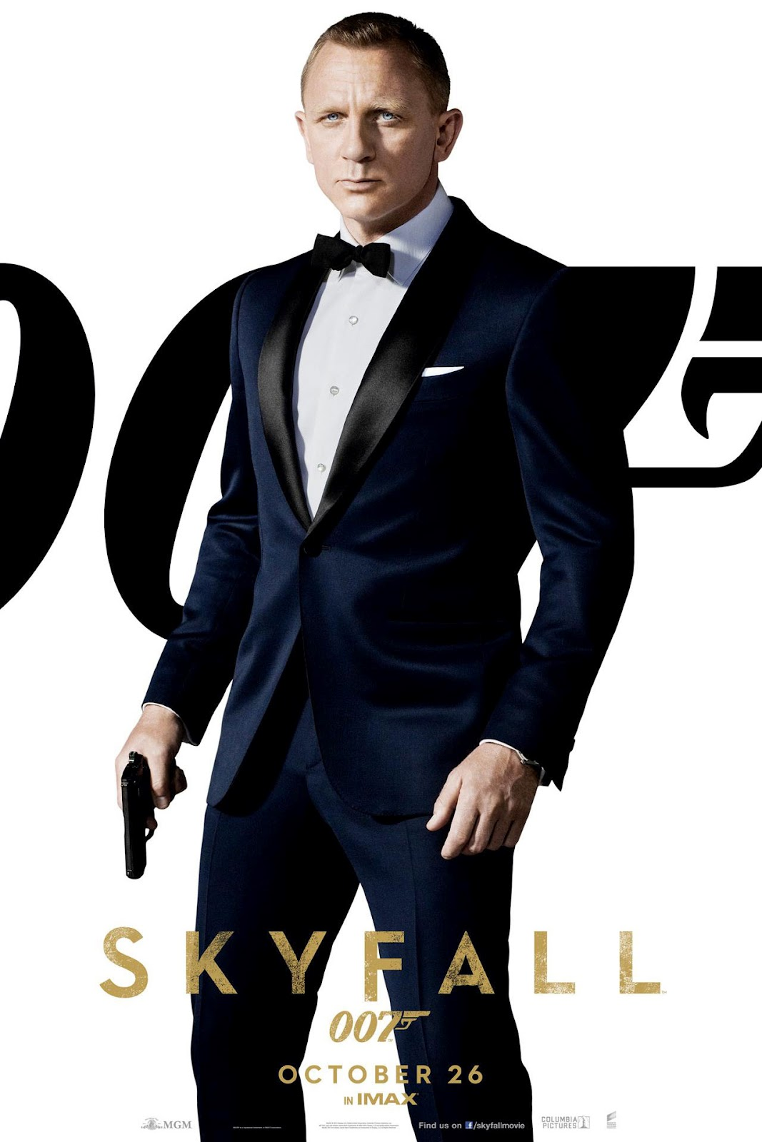 """Sometimes the Old Ways Are the Best"": ""Skyfall"" Review ..."