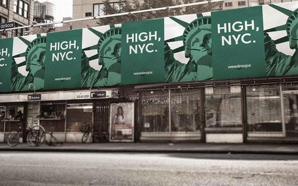 High, NYC
