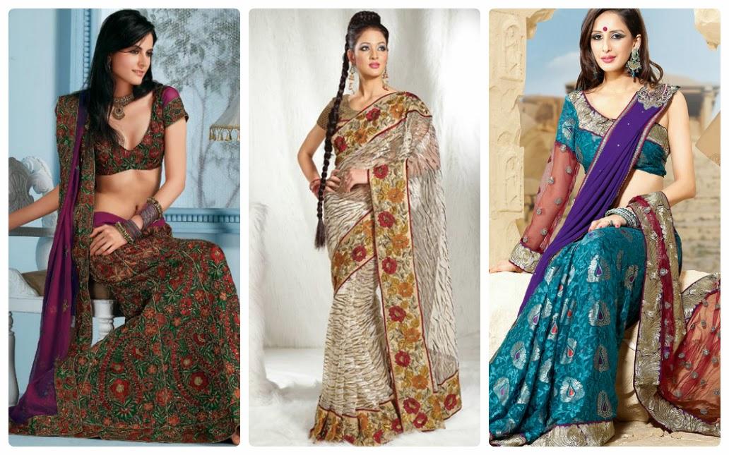 Sri Lankan Blouse Patterns 78