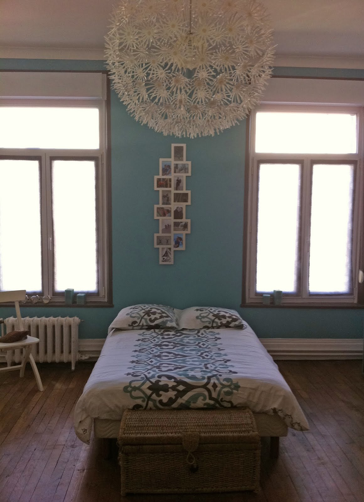 Isabelle h d coration et home staging relooking chambre for Chambre chez particuliers