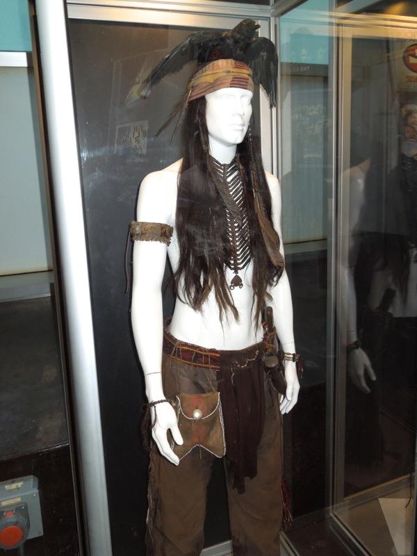 Disney Tonto costume Lone Ranger