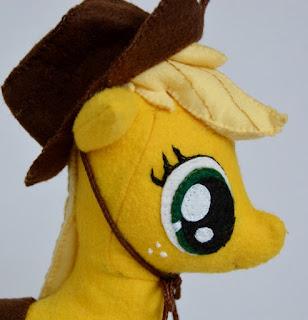 applejack felt hat