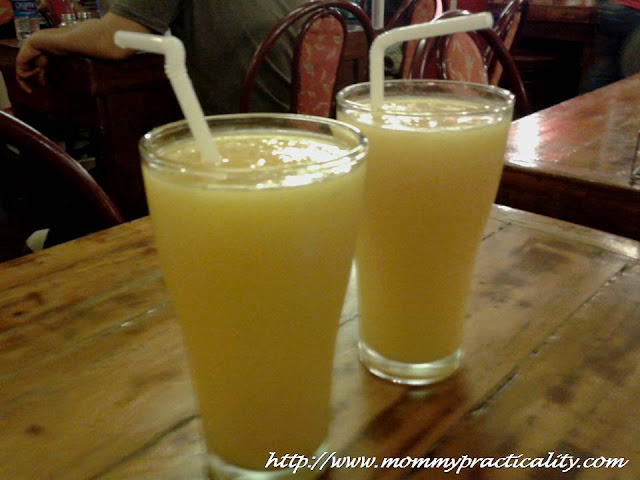 World Class Persian Kabab's Ripe Mango Shake