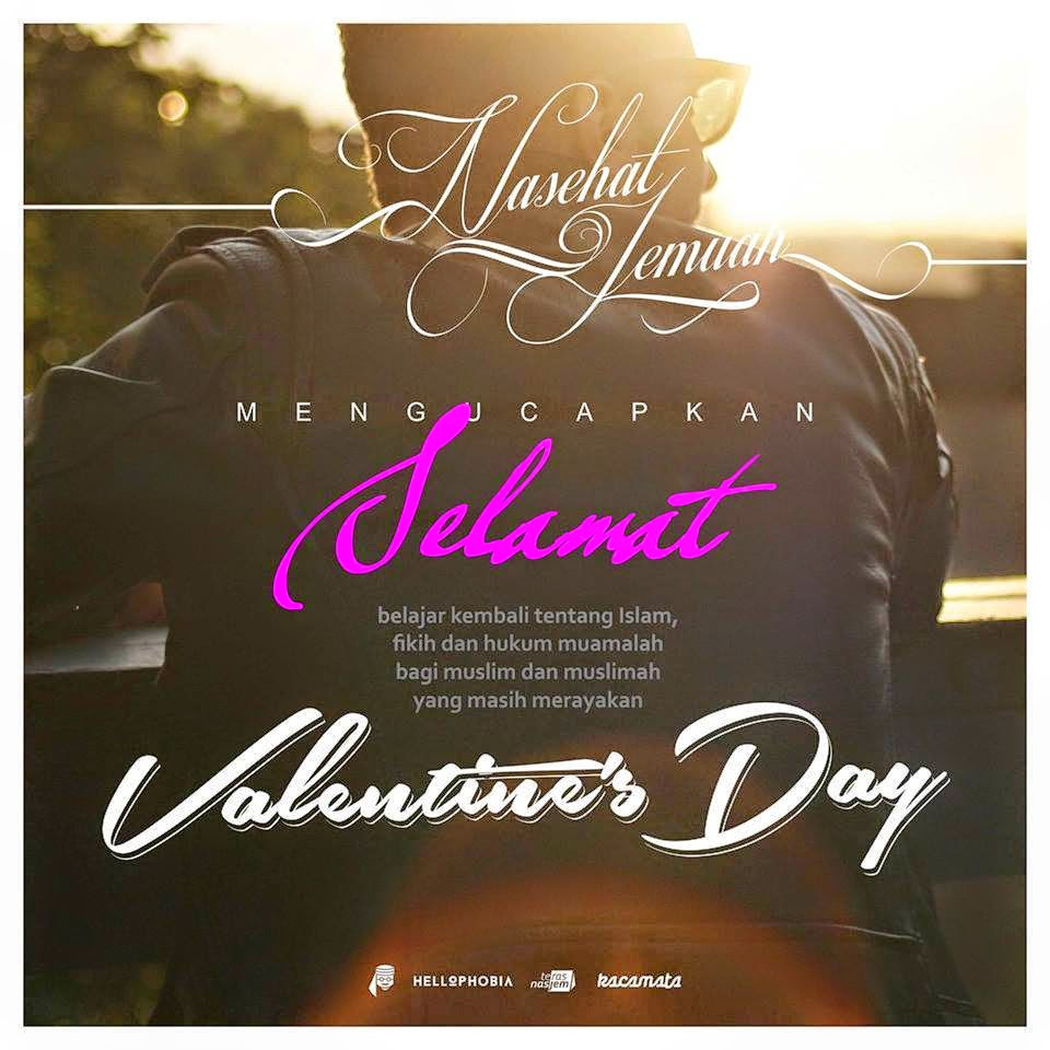 valentines day menurut Islam
