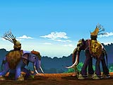 Elephant Battle