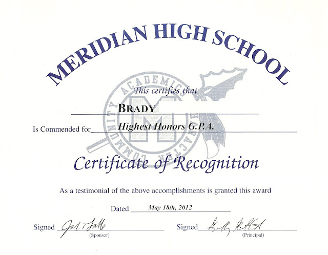 Blue falcon award template football award certificate for Cross country certificate templates free