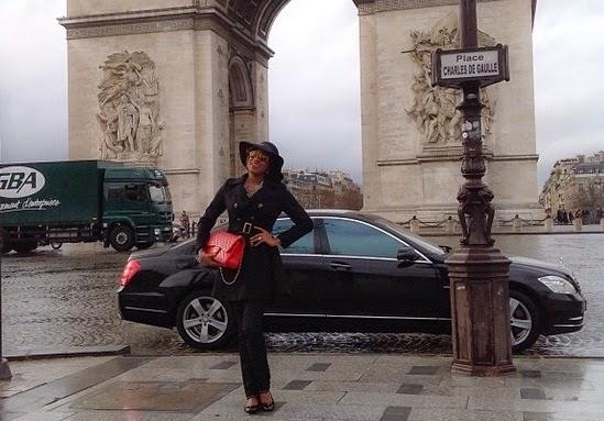 chika ike abroad