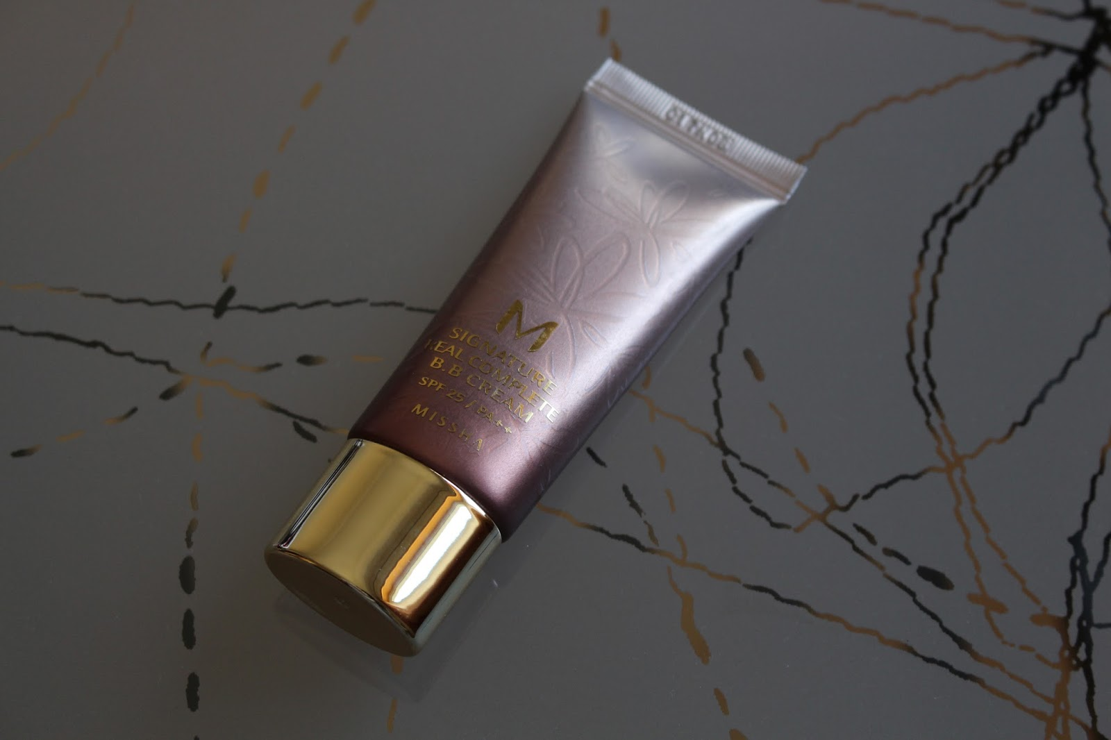 bb cream missha - pure color