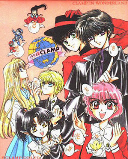 assistir - Clamp in Wonderland - online