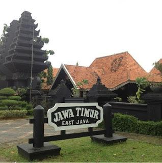 Mengenal Anjungan Jawa Timur Taman Mini Indonesia Indah | TMII